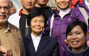 中國科學院院士、歸僑鄭守儀