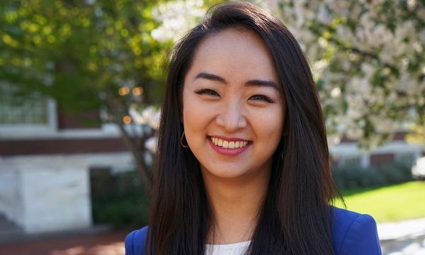 中國女孩宋歌當選為2018年福布斯青年領袖