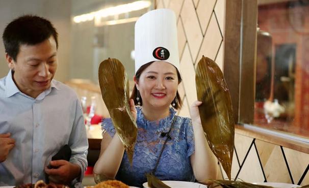 美國芝加哥中餐館推出粽子主題活動平安過端午
