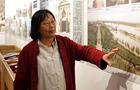 朱仁民生態修復藝術館在硅谷揭幕