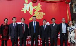 中國駐瑯勃拉邦總領事館