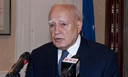 希臘總統帕普利亞斯