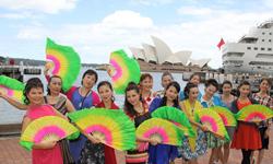 澳大利亞華僑華人
