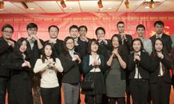 在芝加哥中國留學生