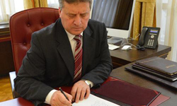 馬其頓總統伊萬諾夫