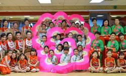 美國華人舞蹈團