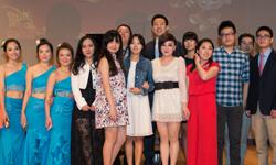 美國得州理工大學中國留學生