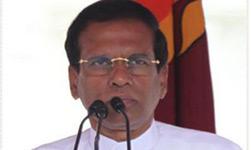 斯裏蘭卡總統