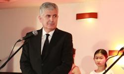 波黑主席團輪值主席(總統)喬維奇