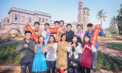 印度浦那中國留學生