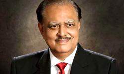 巴基斯坦總統馬姆努恩·侯賽因