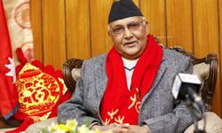 尼泊爾總理奧利