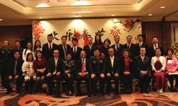 中國駐約旦哈希姆王國大使館