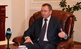 白俄羅斯外交部長馬克伊