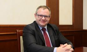 白俄羅斯財政部第一副部長