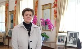 英國駐華大使吳百納