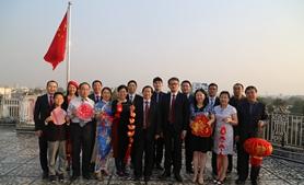中國駐加爾各答總領館