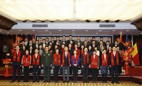 中國駐歐盟使團