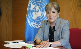 聯合國拉加經委會執行秘書