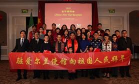 中國駐愛爾蘭大使館