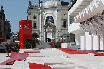 第75屆威尼斯電影節即將開幕