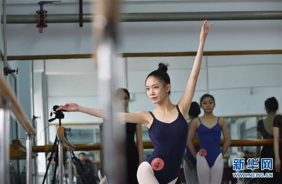 天津大学艺术特长测试开始_图片频道_新华网