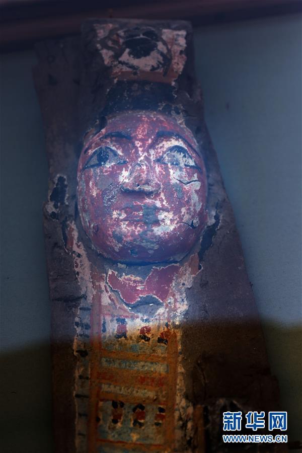 (国际)(4)埃及发掘出一处古王国时期墓地