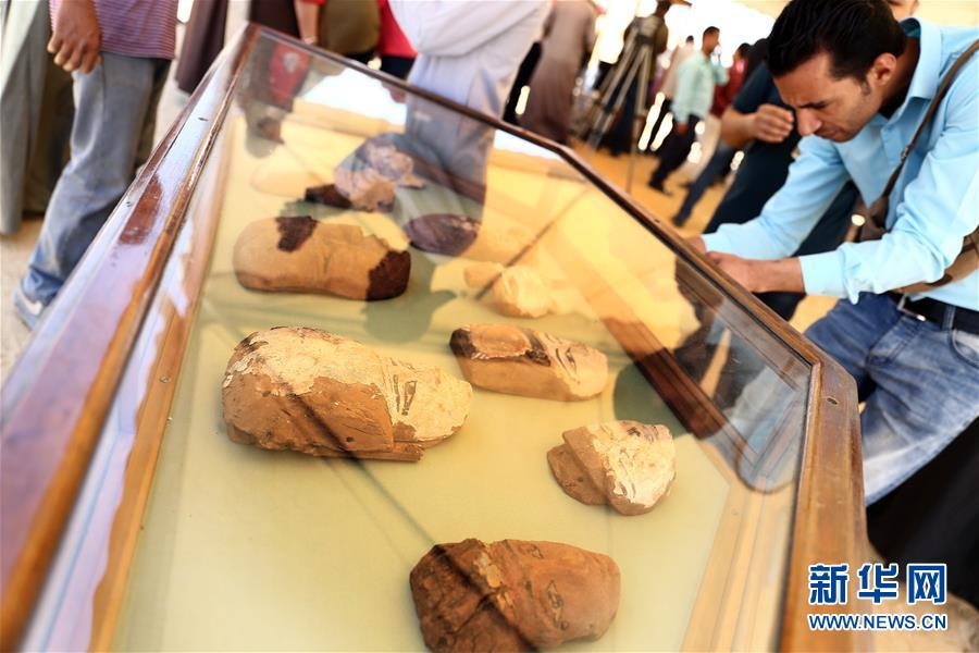 (国际)(6)埃及发掘出一处古王国时期墓地