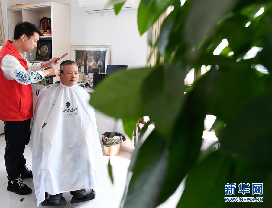 (社会)(2)浙江安吉: 干部下基层 聚合力为群众解困