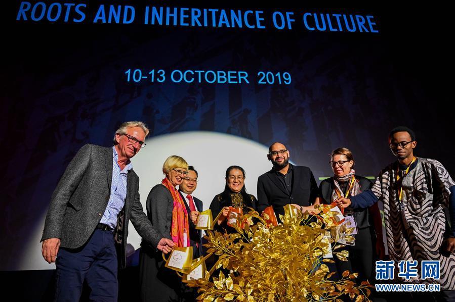 (国际)(1)第四届金树国际纪录片节在法兰克福开幕