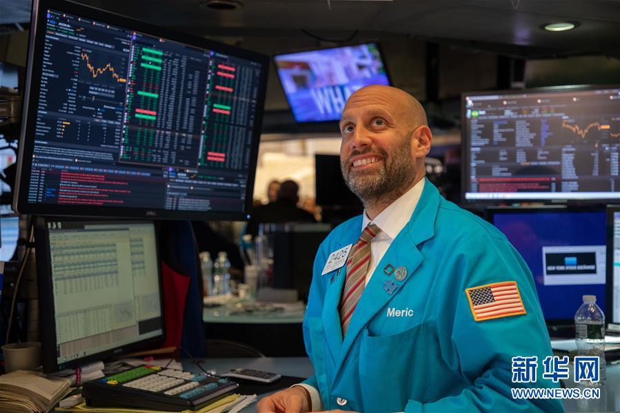 (國際)(5)紐約股市三大股指11日顯著上漲