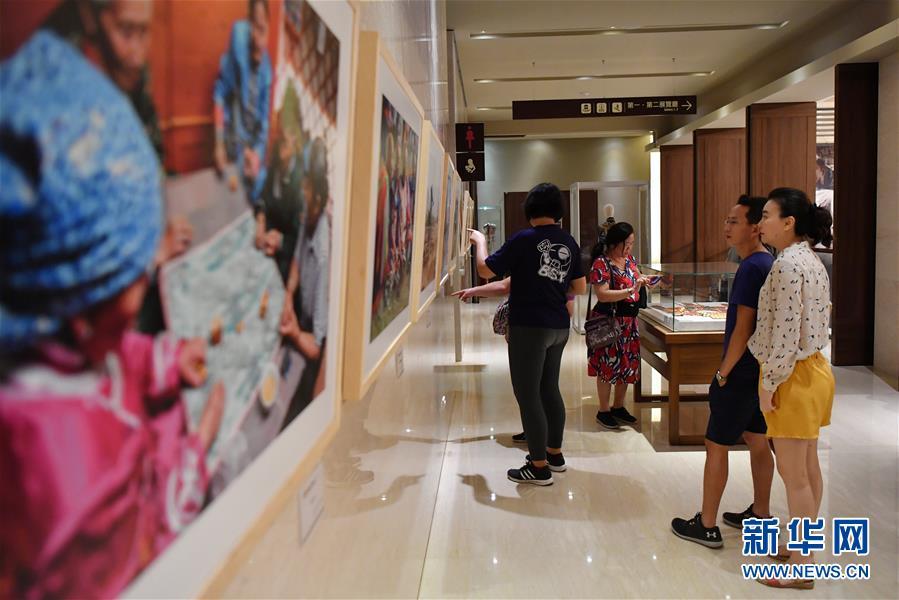 (文化)(3)内蒙古非物质文化遗产展演活动在台湾举行
