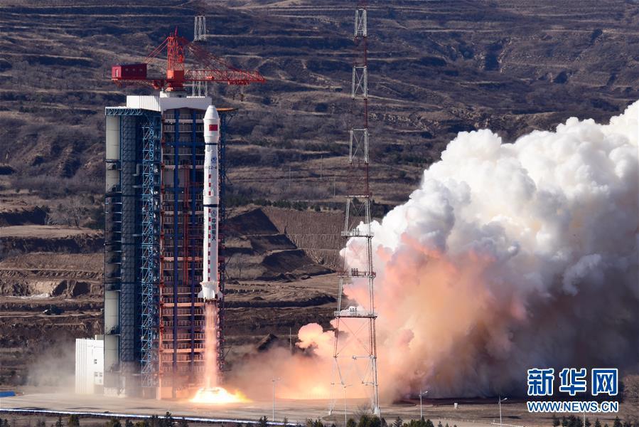 (科技)(1)高分七号卫星成功发射