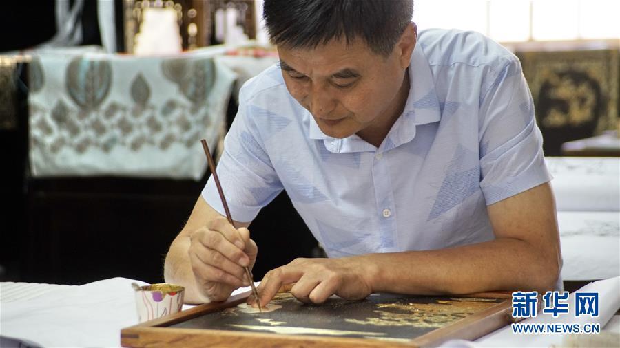 (文化)(7)金漆鑲嵌—古老的手工藝重現生機
