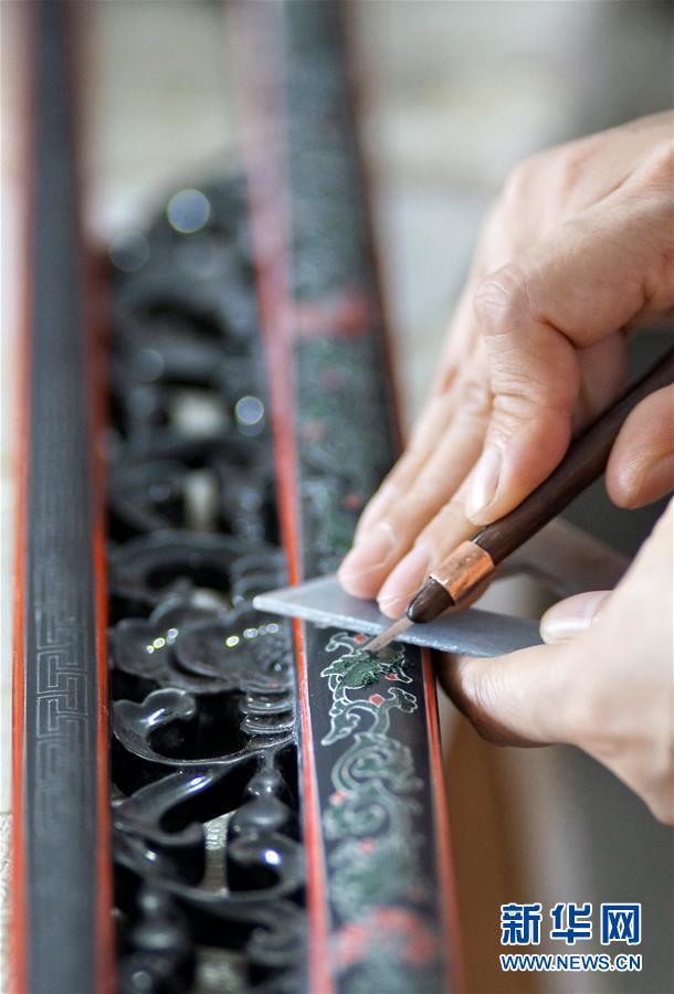 (文化)(9)金漆鑲嵌—古老的手工藝重現生機