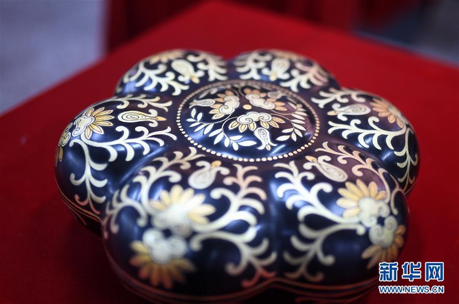 (文化)(13)金漆鑲嵌—古老的手工藝重現生機