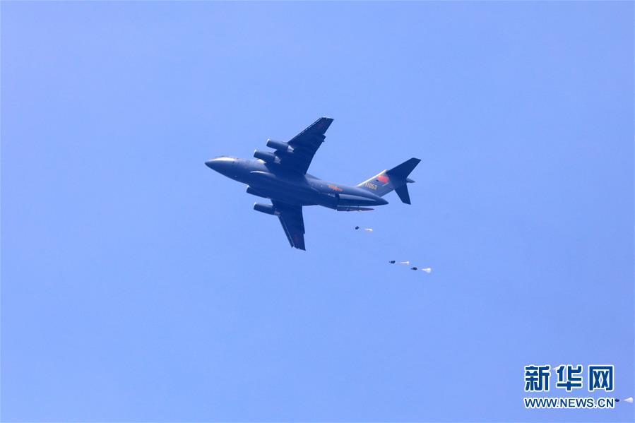 人民空軍空降兵:鍛造空降作戰尖刀利刃