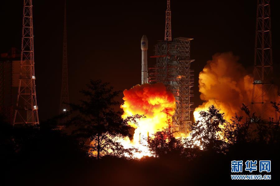 西昌:我国成功发射第49颗北斗导航卫星