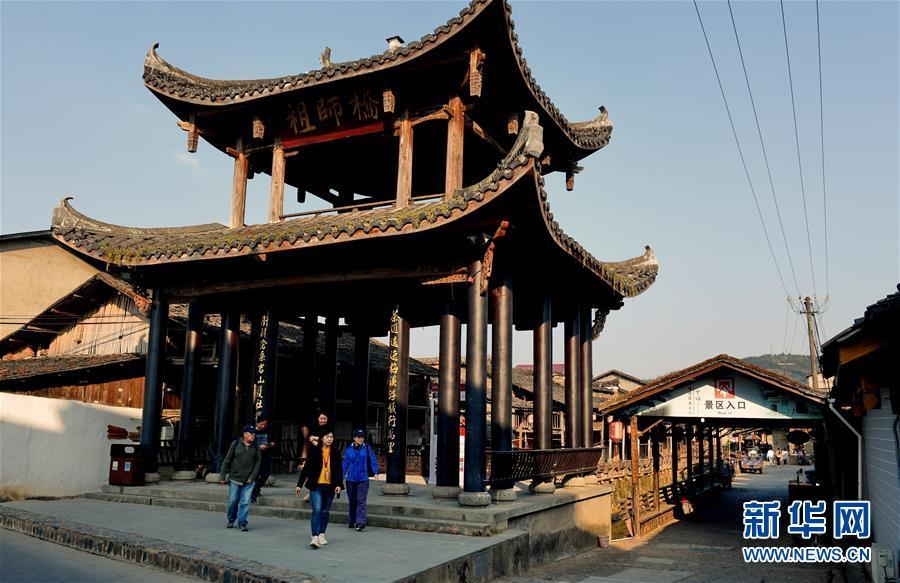 (美丽中国)(2)武夷山下古村——下梅村