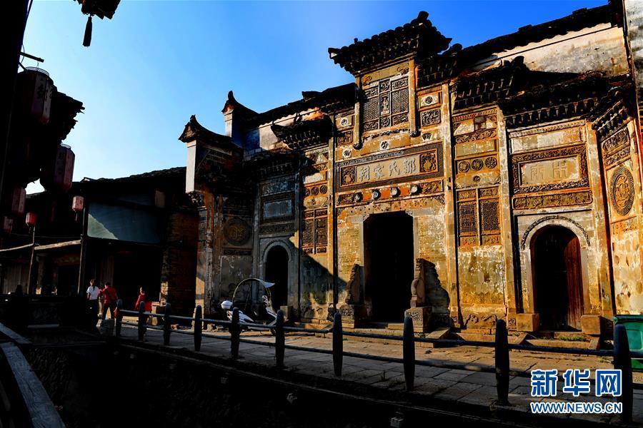 (美丽中国)(3)武夷山下古村——下梅村