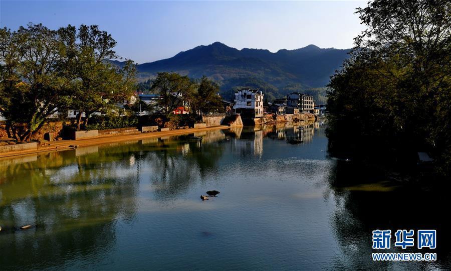 (美丽中国)(4)武夷山下古村——下梅村