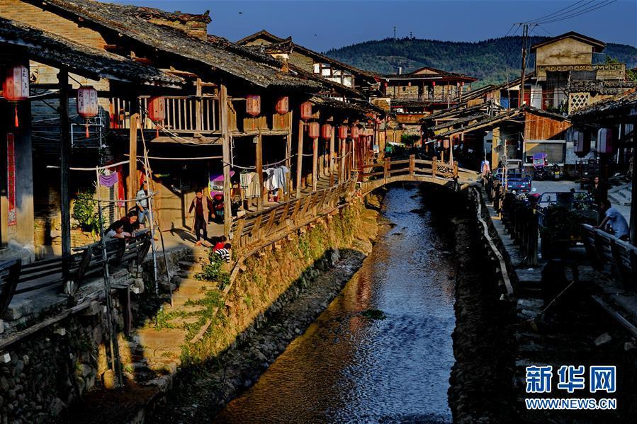 (美丽中国)(5)武夷山下古村——下梅村