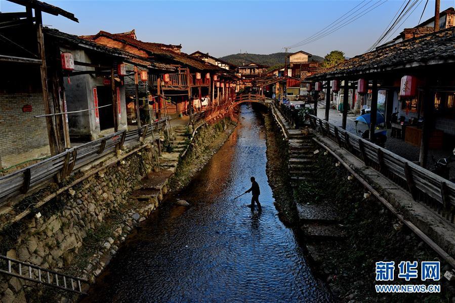 (美丽中国)(6)武夷山下古村——下梅村
