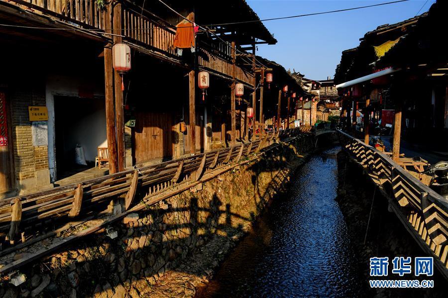 (美丽中国)(7)武夷山下古村——下梅村