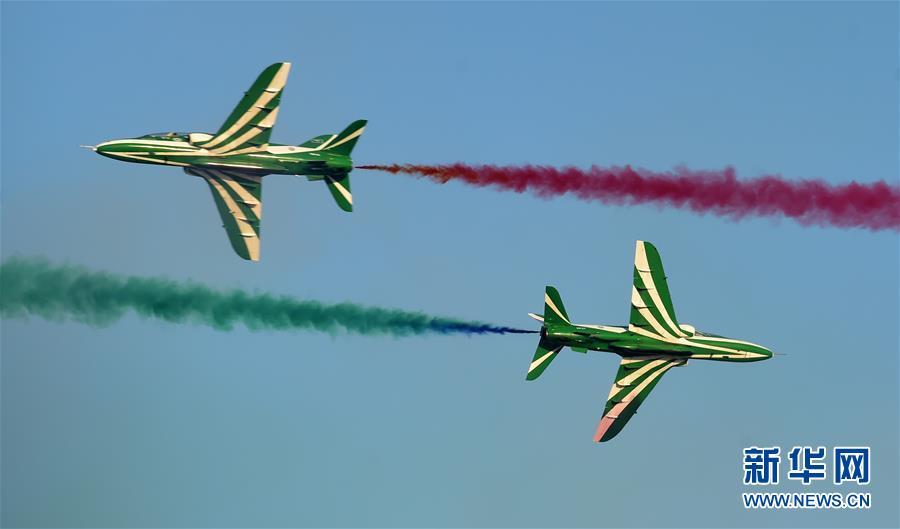 (國際)(2)科威特舉辦第二屆航空展