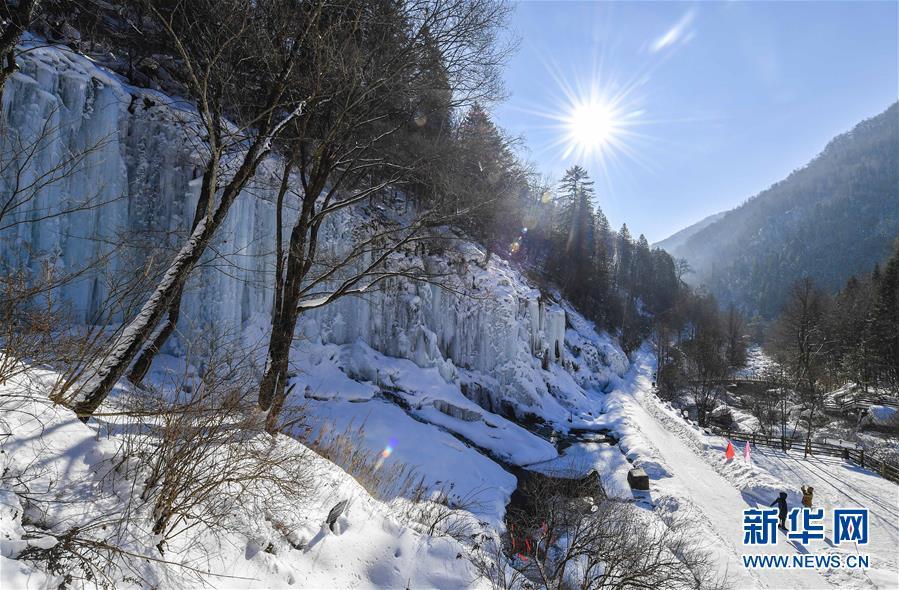 (美麗中國)(2)長白山區冬日美