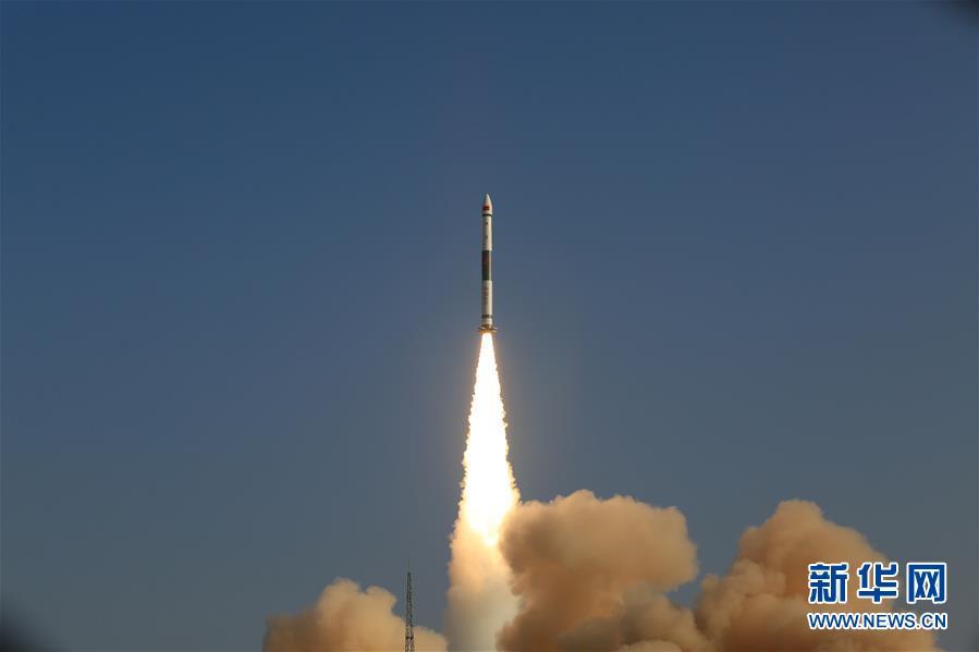 (科技)(2)我國成功發射銀河航天首發星