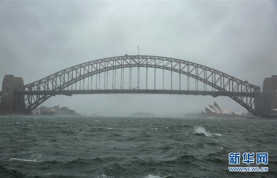 (国际)(1)澳大利亚东南部沿海地区面临洪水预警