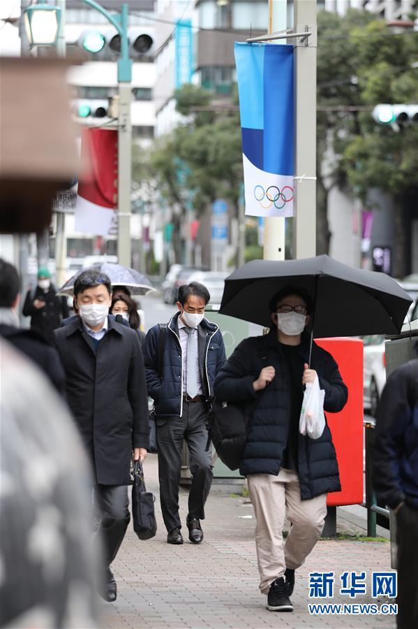 (国际)(1)日本新冠肺炎确诊病例数继续攀升