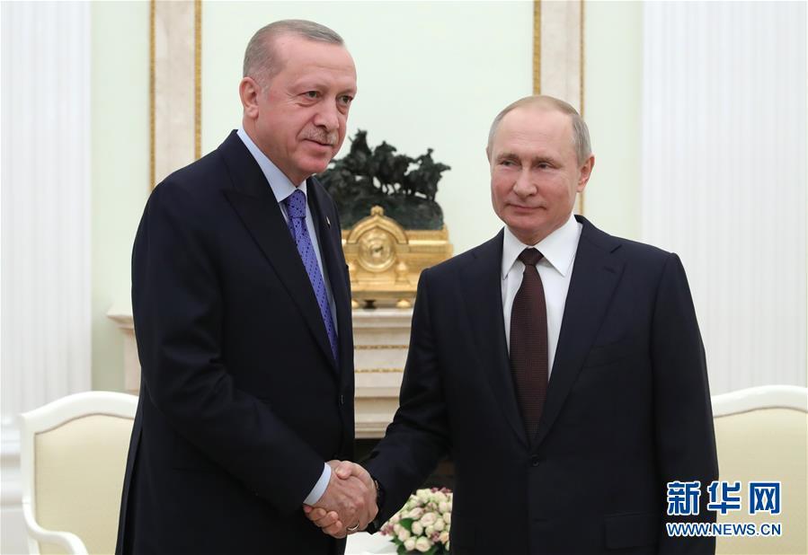 (國際)(1)俄土就敘利亞伊德利卜停火達成協議